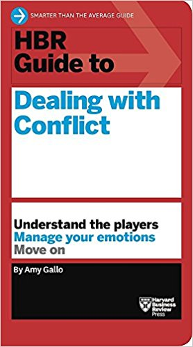 HBR Guide Dealing with Conflict