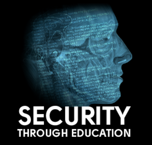 Security through Education